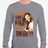 THRIVE U=U Shirt (Grey)