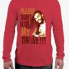 THRIVE U=U Shirt (Red)